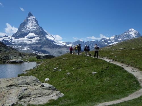 【0円旅講座】 憧れのヨーロッパアルプスを歩く ~ピレネー山脈と新たな発見のスイスアルプス