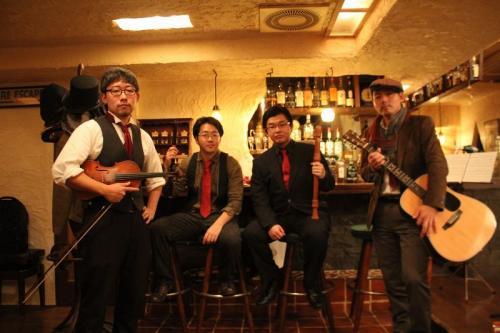 日本で楽しむアイリッシュ・ミュージック