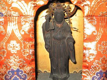 関西変わった仏像と隠れ家ランチ