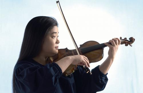 心をつなぐヴァイオリンの世界
