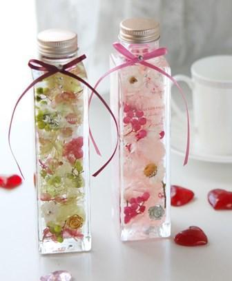 花の瓶詰め「ハーバリューム」を作ってみよう!