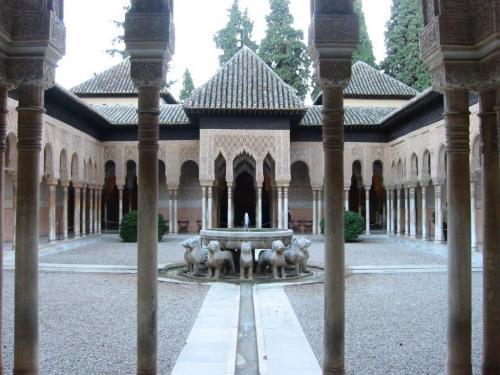 スペインのイスラム文化遺産
