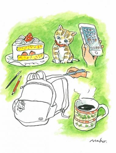 永沢まことのペン一本で絵を始めよう