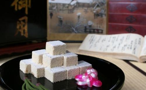 季節を巡る和菓子旅