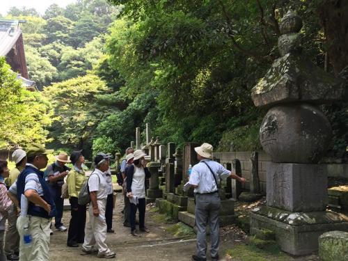 中世の鎌倉を歩く 鎌倉東北部を歩く