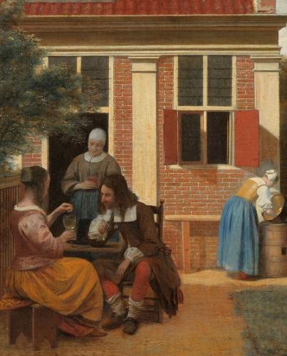 オランダ絵画の魅力