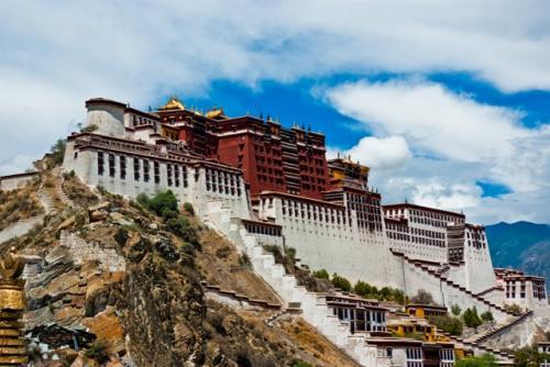 ポタラ宮(チベット)