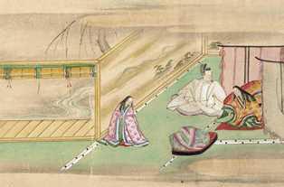 源氏物語絵巻『日本古典籍データセット』(国文研所蔵)