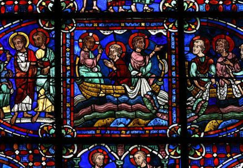 使徒たちの生涯の窓