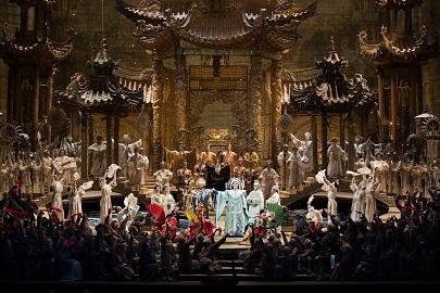 Marty Sohl/Metropolitan Opera
