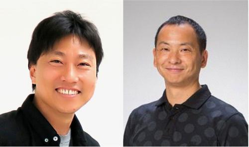 武田講師(左)小関講師