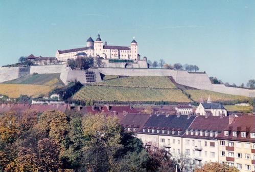 司教都市ヴュルツブルク