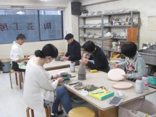 陶芸工房 陶治