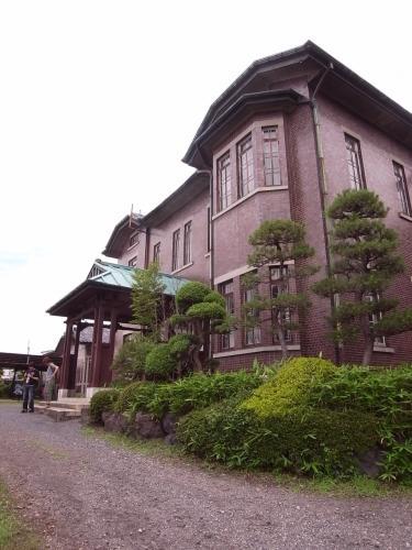 旧石川組製糸迎賓館
