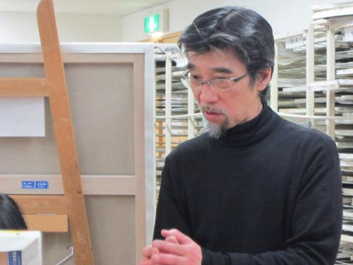 大内田講師