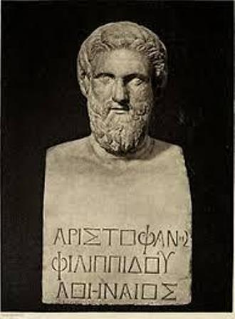 ギリシア文学にみる悲劇と喜劇