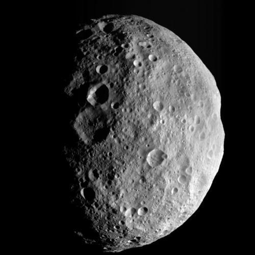 小惑星Vesta NASA提供