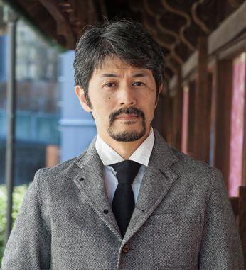 山口晃さん(撮影:曽我部洋平氏)