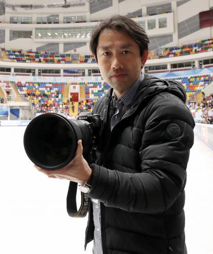 写真家が語るフィギュアスケーターたち