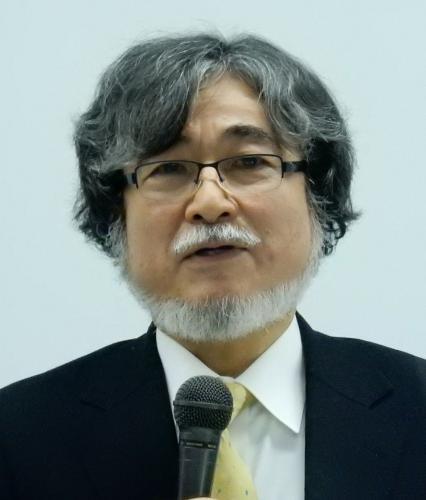 平野昭講師