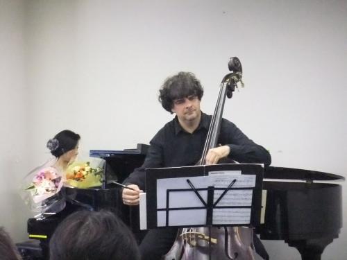 クーリックさんと矢崎さん