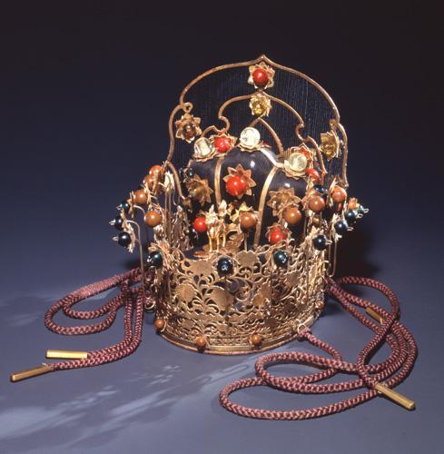 江戸時代の礼冠(らいかん)