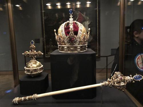 ハプスブルク家(オーストリア)の王冠