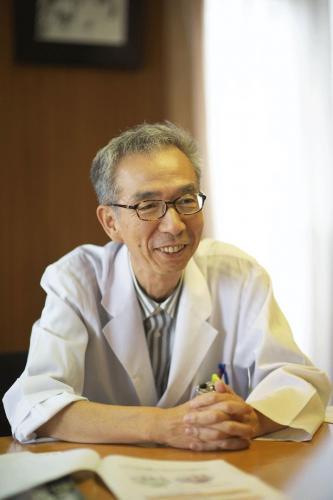 佐古田氏 撮影佐々木芳郎