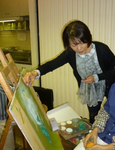 岡田久美子講師