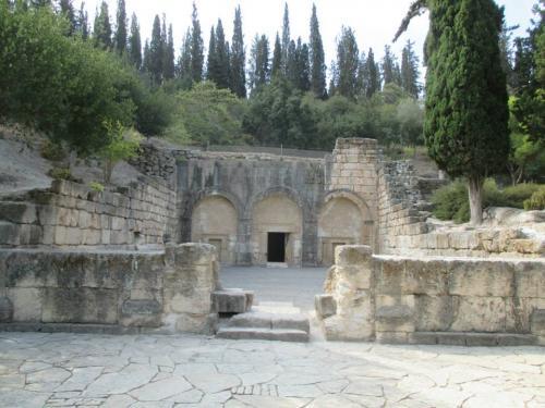 ベイト・シェアリームのユダヤ人墓地