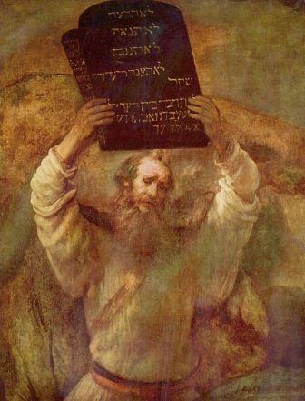 モーゼの十戒