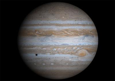木星(NASA/JPL/University of Arizona 提供)