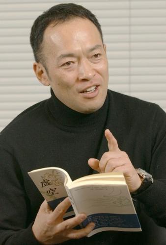 長谷川櫂さん