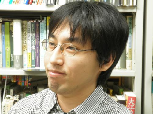 白幡俊輔講師