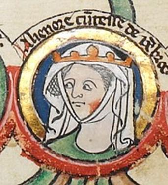 レスタ伯夫人エレアノール・ド・モンフォール