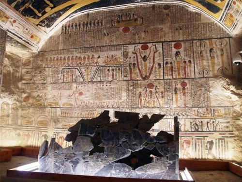 ラメセス6世王墓