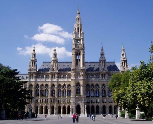 ウィーン市庁舎