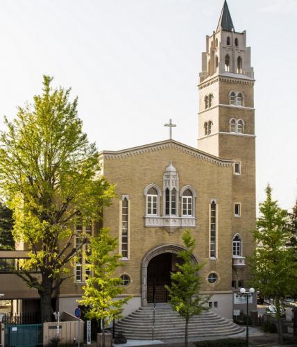 日本キリスト教団神戸教会