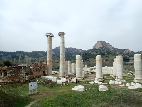 サルディスのアルテミス神殿