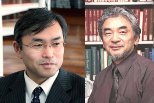 右:市川裕さん 左:中島隆博さん