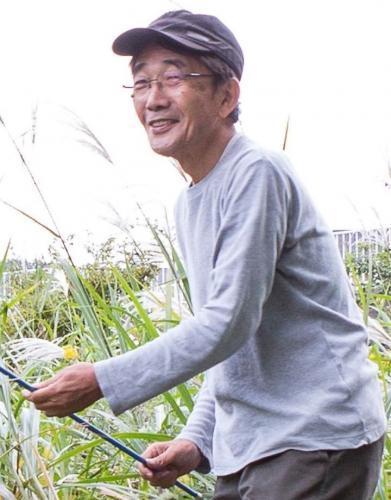 内山 昭一講師(撮影:白石ちえこ)