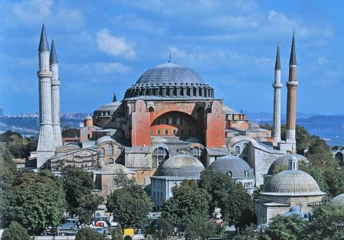 ハギアソフィア聖堂 トルコ共和国イスタンブール