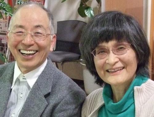 山川講師夫妻