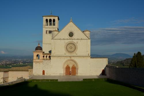 アッシジ-サン・フランチェスコ教会