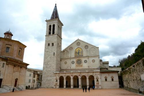 スポレートの大聖堂