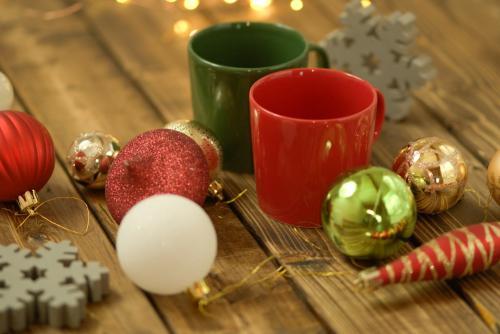 クリスマスのモチーフ(イメージ)