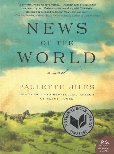 PAULETTE JILES『NEWS OF THE WORLD』