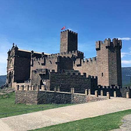 聖フランシスコ・ザビエルの生誕地「ハビエル城」(スペイン・ナバーラ州ハビエル)