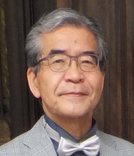 会田弘継さん