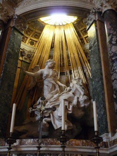 ベルニーニ「聖テレサの法悦」
